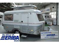 2003 Eriba Familia 320GT