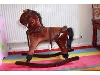 Children's Rocking Horse- Very good condition