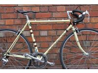 Beaautiful Claude Butler Retro Road Bike with Reynolds 531 frame and forks