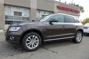 2013 Audi Q5 2.0L Premium. Panoramic Roof. Original Suv