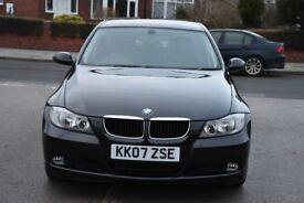 BMW 3 Series 2.0 318d SE 4dr (05 - 07) + Full MOT + Just Fully Serviced.