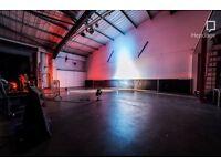 Large Warehouse Photography Studio