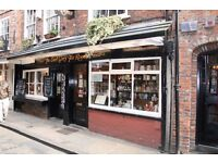 Cook Wanted for Busy City Centre Tea Room