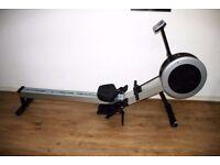 Bodymax Infiniti R100 Folding Air Rowing Machine