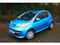 2006 Peugeot 107 1.0ltr - 1 Lady Owner - 59,000miles - The Best Available!