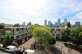 Large 2 double bedroom flat opposite Langdon park DLR station, DSS considered renting for £1550pcm