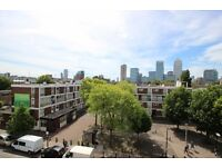 Large 2 double bedroom flat opposite Langdon park DLR station, DSS considered renting for £1550pcm