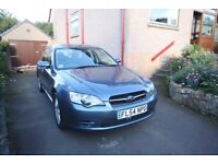 Subaru Legacy Sports Tourer 2.0 Petrol Manual AWD