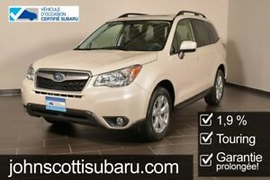 2014 Subaru Forester Touring 1.9%