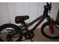 Awesome Child's Spiderman bike (20 inch wheels)