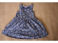 Girls 1 ½ - 2 years assorted clothes. A bundle of 6. ITEMS can be acquired INDIVIDUALLY/SEPARATELY.