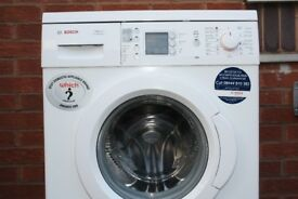 BOSCH 7KG WASHING MACHINE IN GOOD CLEAN WORKING ORDER COMES WITH 3 MONTHS WARRANTY & PAT TESTED