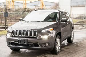 2014 Jeep Cherokee Limited  LANGLEY LOCATION