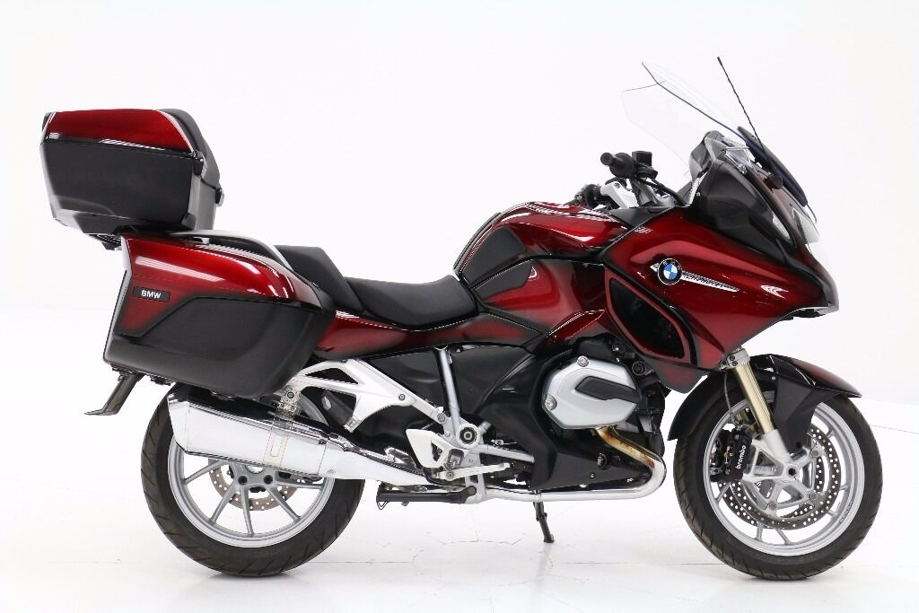 2016 bmw r1200rt iconic no 48 100 loaded with spec. Black Bedroom Furniture Sets. Home Design Ideas