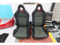 Honda Civic Type R EP3 Front Seats