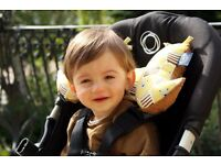 La Millou Angel's Wings: Baby's neck and head support pillow lion lion/caramel FREE DELIVERY