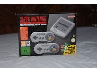 SNES Mini (Modded w/ 180+ games)