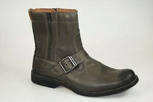 Timberland-Botines-EK-City-Botas-Zapatos-hombre-cremallera-NUEVO