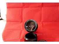 Sony Alpha Minolta Beercan Lens 70-210 F4