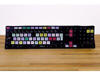 KBCovers Adobe Premiere Pro Keyboard Cover for Apple Ultra-thin with Numpad Keyboards (2 available)