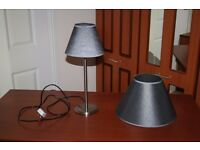 Table/Desk Lamp and Matching Larger Shade for Centre Light