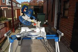 FOX RADIAL ARM SAW WITH STAND