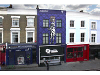 Summer Interns Required - Work In Lively Urban Art Gallery on Portobello Road