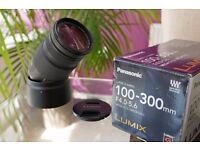 Panasonic Lumix 100-300mm F4.0-5.6