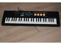 CASIO MT-220 KEYBOARD/POWER ADAPTER CAN BE SEEN WORKING