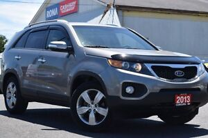 2013 Kia Sorento EX | AWD | LEATHER | V6 POWER