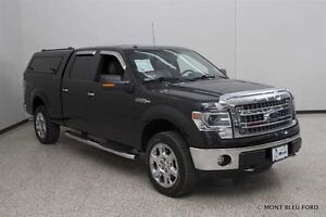 2014 Ford F-150 XTR PKG, CHROME PKG, 5.0L FLEXFUEL !