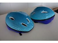 Kids girls boys helmets size S (48-54cm)