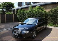 Low Mileage Audi A4 2.4 V6 Sport Cabriolet/Convertible | 1 Owner FSH | Automatic (Not Bmw, Vw)