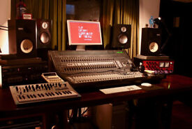 Music Studio Weekly Slot in Hackney Central