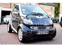 SMART CITY-CABRIOLET 0.7 PASSION AUTOMATIC 2 DR FSH HPI CLEAR EXCELLENT CONDITION