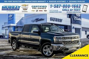 2016 Chevrolet Silverado 1500 LTZ**20 Wheels!  Remote Start!**
