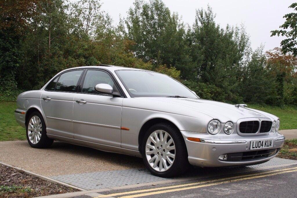 2004 Jaguar XJ 3.0 SE 4dr XJ6 AUTOMATIC, LOW MILES, FSH, 1 OWNER, 2 KEYS, PX WELCOME, WARRANTY