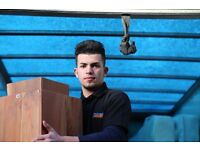 Man with a van service Leicester - House removals Leicester, Deliveries, Office Move, from £35 p h