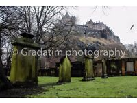 Edinburgh Photography Tuition Walking Tour