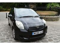 TOYOTA YARIS 1.0 VVTI T3 **1 OWNER** **FULL TOYOTA SERVICE HISTORY** 11 SERVICES