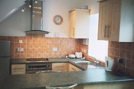 To Let Recently renovated end terraced cottage one bedroom, own garden, quiet street, modern layout