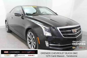 2015 Cadillac ATS COUPE AWD PREMIUM AWD V6 PERFORMANCE PREMIUM N