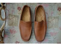 TIMBERLAND MENS SLIP-ON SHOES, BRAND NEW, SIZE 8W. £18.