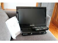 "VISION PLUS 12V/240V CARAVAN/MOTORHOME 15.6"" TV/DVD with SAGEM HD Freesat Tuner"