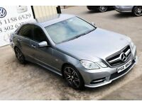 LATE 2012 MERCEDES E250 CDI BLUEEFF SPORT ED125 AUTO 204 BHP *NIGHT ED SPEC* (FINANCE & WARRANTY)