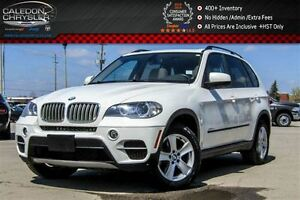 2012 BMW X5 35d|X Drive|Navi|Backup Cam|Bluetooth|Leather|Heat