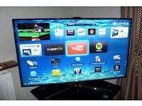 "SAMSUNG LED 46"" SMART TV 7000 MODEL, UE46ES 7000U. £320 ono"