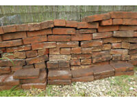 Early Victorian Handmade Bricks,