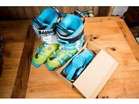 Women's Scarpa Freedom SL Ski Boots, Size 24,5