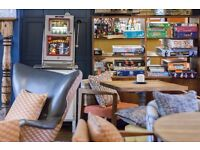 FOH & SUPERVISOR FULL TIME/PART TIME needed for a gastro pub in Fulham